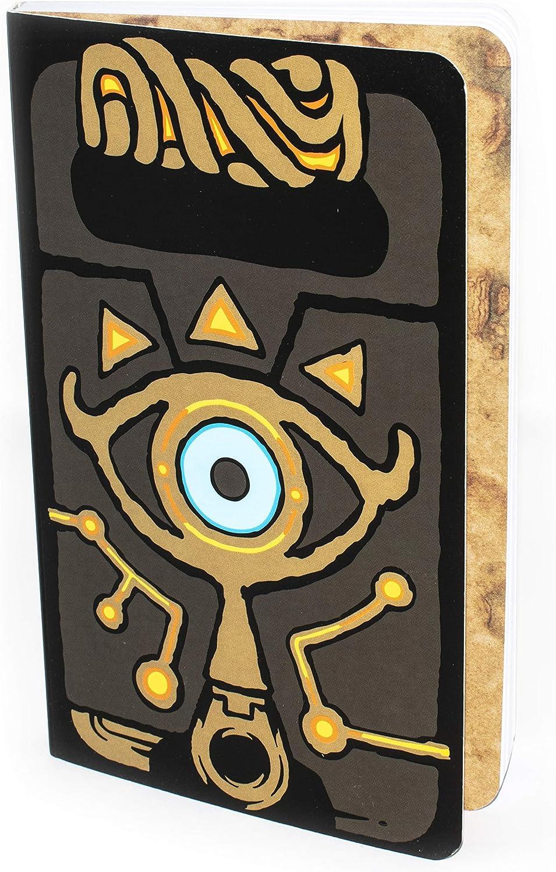 Sheikah Eye Notebook Legend of Zelda Breath of the Wild