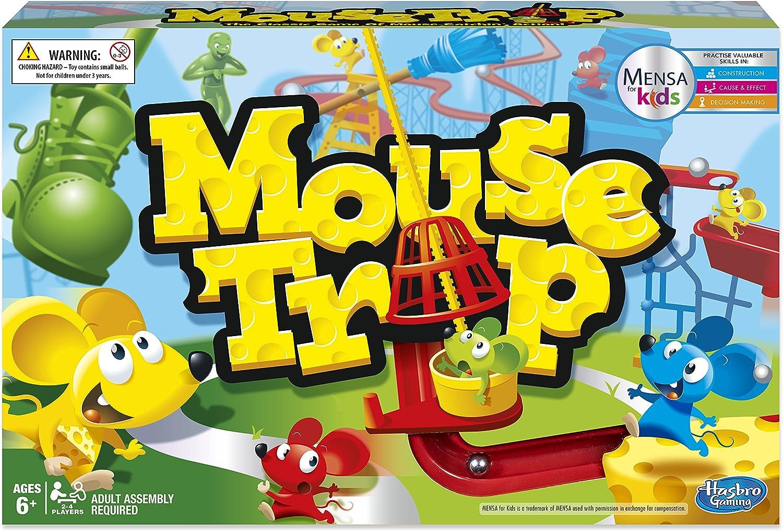 Hasbro Classic Juego de Alfombrillas para rat/ón