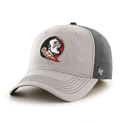 pretty nice c583d 17932  47 NCAA Florida State Seminoles Umbra Closer Stretch Fit Hat, One Size  Stretch,