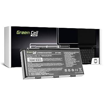 Green Cell® PRO Serie BTY-M6D Batería para MSI GT60 GT660 GT680 GT683 GT70