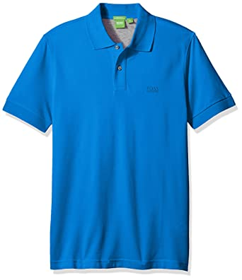 77be2dc2c Amazon.com: BOSS Green Men's C-Firenze Regular Fit Knitted Pique Polo:  Clothing