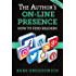 The Author's On-Line Presence: How to Find Readers