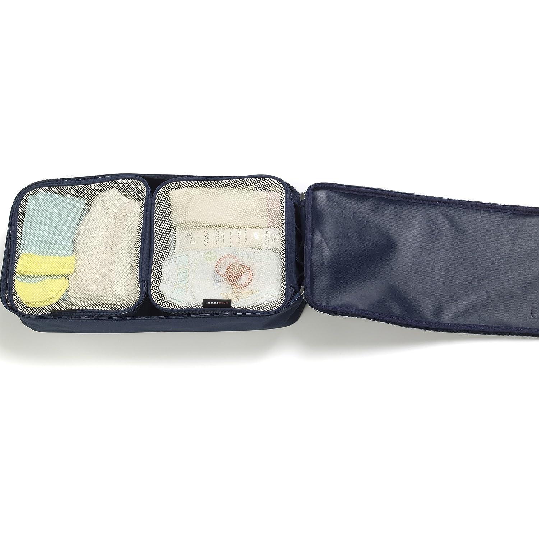 Storksak Travel Packing Blocks Black