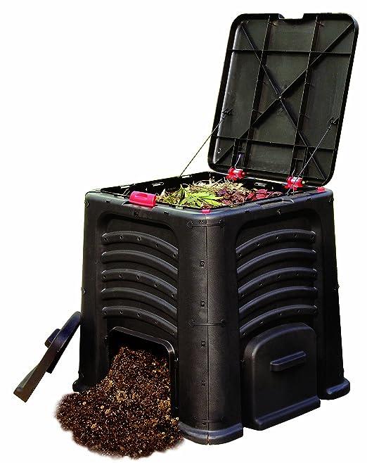 Tierra Garden 9491 115-gallon Tacho, Hechos de Material Reciclado ...