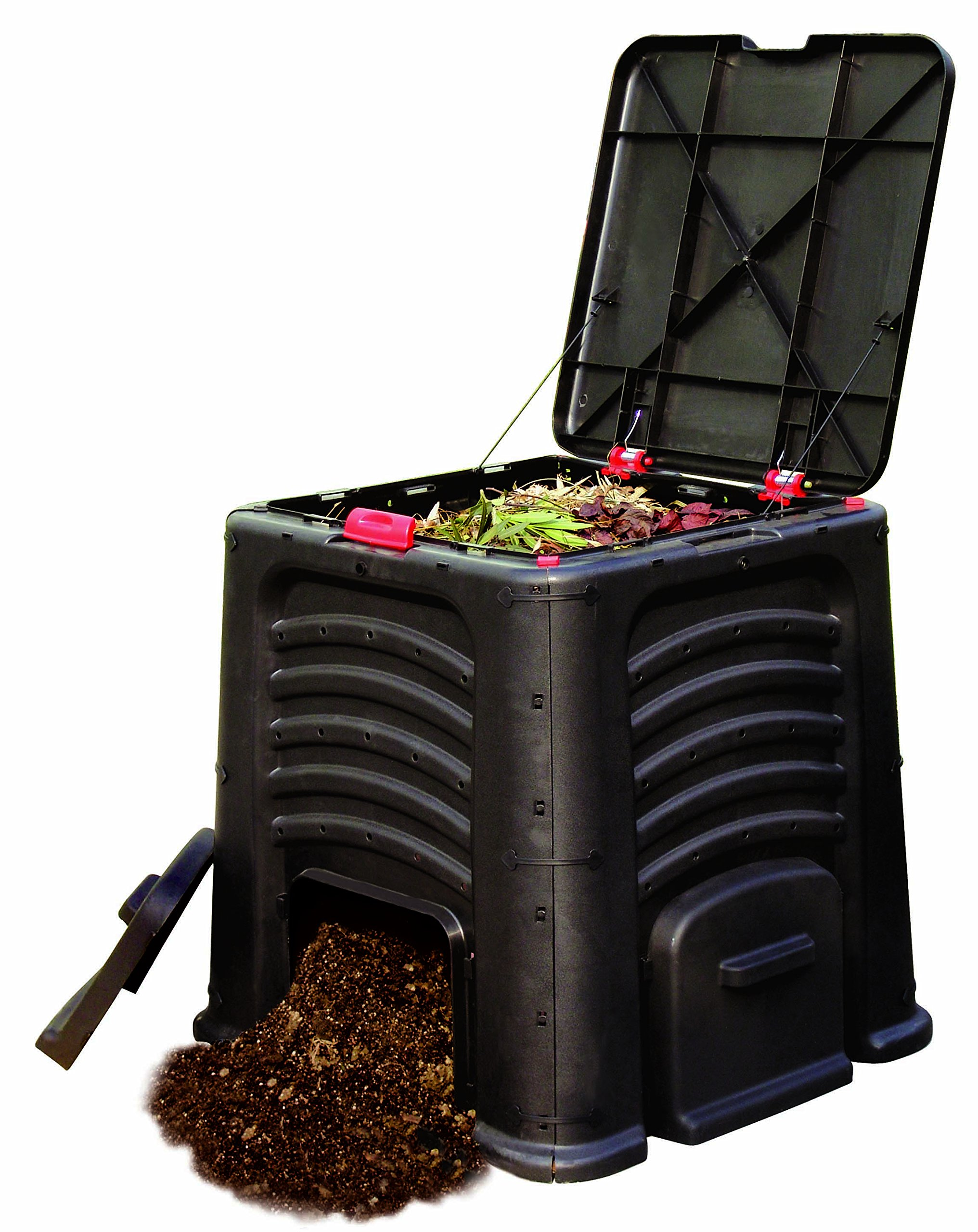 Tierra Garden 9491 115-Gallon Composter, Made of 90-Percent Recycled Material