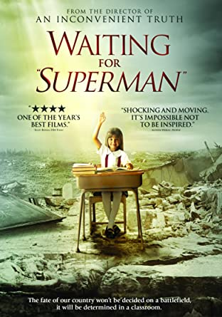 amazon co jp waiting for superman dvd import dvd ブルーレイ