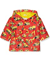 Hatley Baby Boys' Classic Printed Raincoat