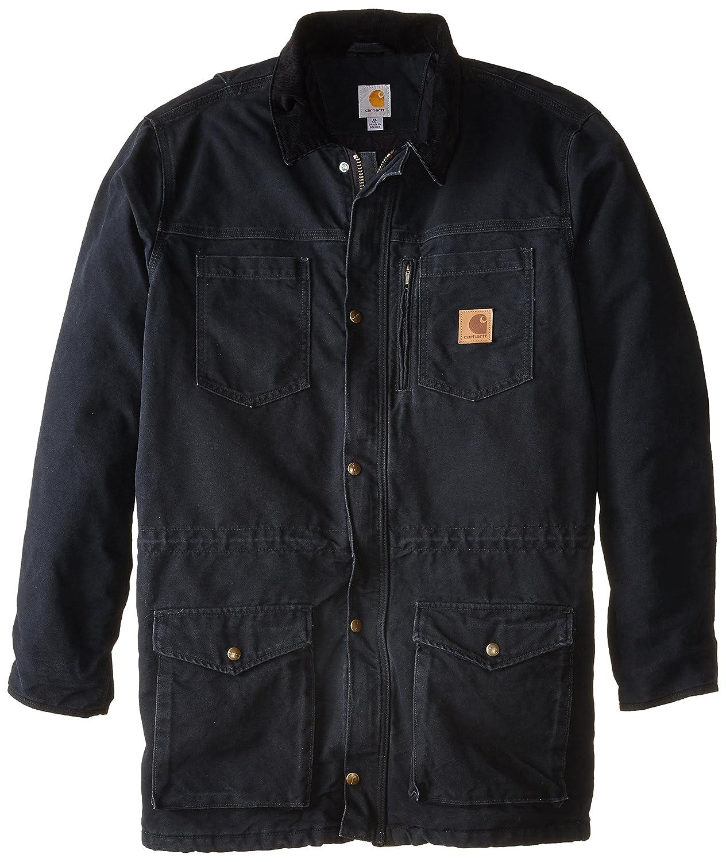 CarharttメンズBig & Tall Canyon Coat B00S8RS56I L|ブラック ブラック L
