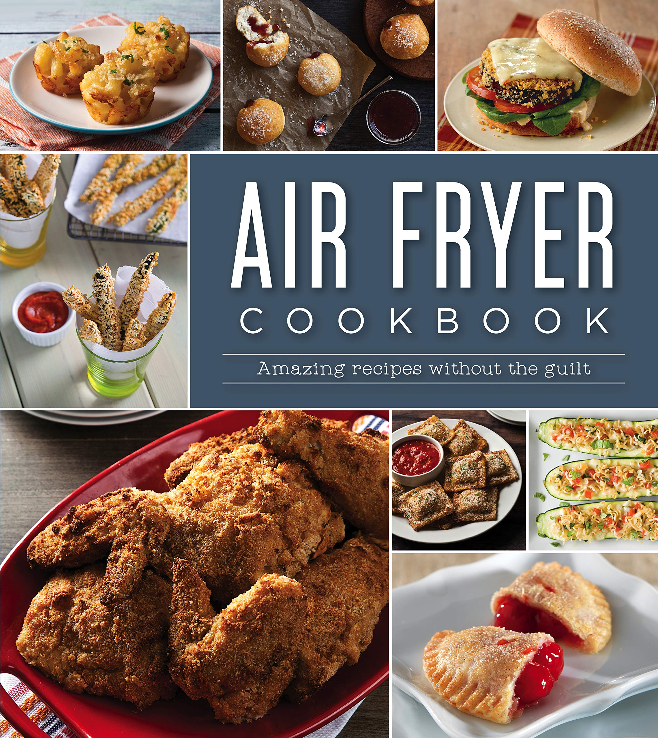 Air Fryer Cookbook 3 Ring Binder product image