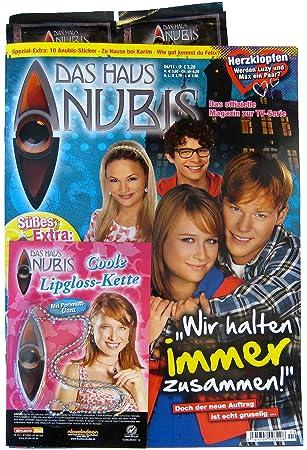 Das Haus Anubis Magazin Heft 04/2011