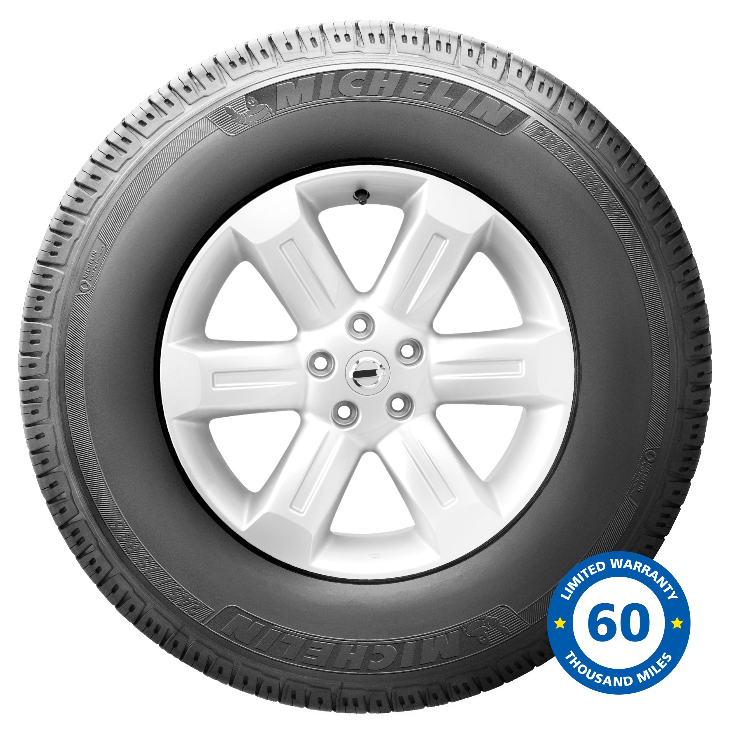 Michelin Premier LTX All-Season Radial Tire - 235/45R19 95H