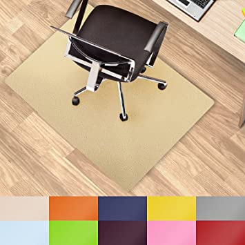 Casa Pura Office Chair Mat Hard Floor   30u0026quot;x48u0026quot; | Desk Floor Mats