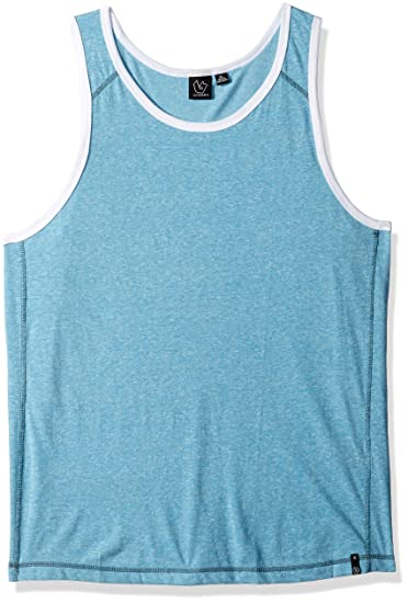 d38044c99735d Amazon.com  Burnside Men s Trifective Knit Tank Top Shirt
