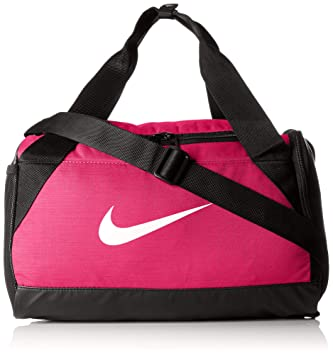 57d640b1b3e Nike BA5432 - Sports Bag, Multicolor (Energetic Pink   Black   White ...