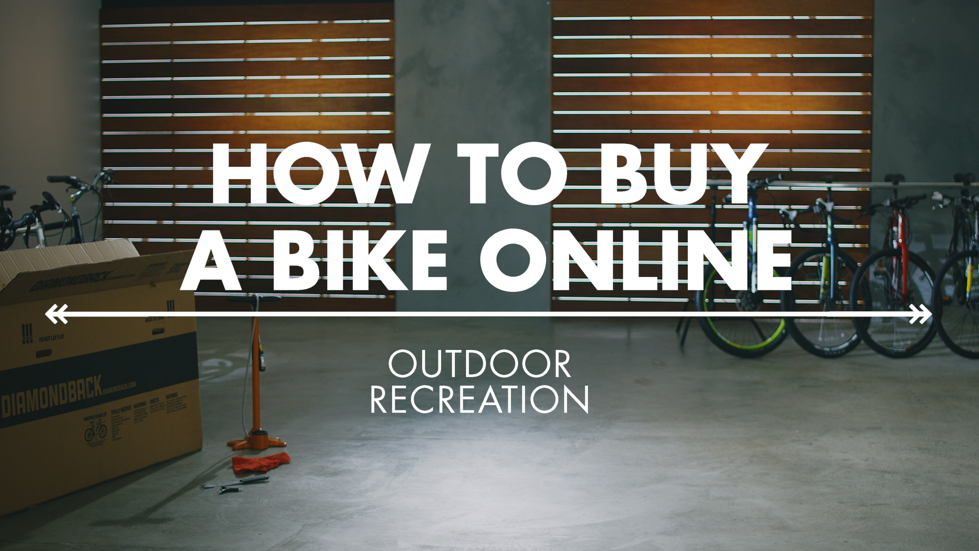 How to Buy a Bike Online