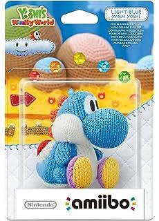 Nintendo 1071731 - Figura Amiibo Yoshi Lana, Color Verde: Amazon ...