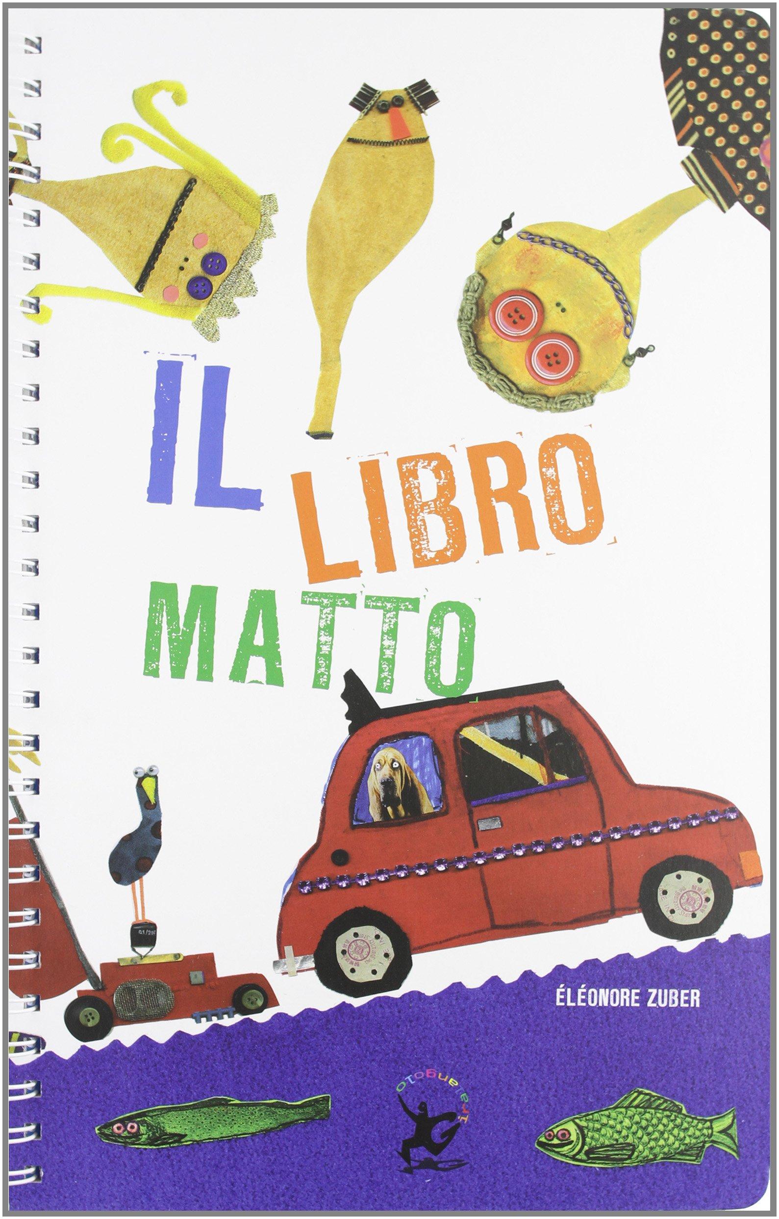 Il libro matto (Italian) Paperback
