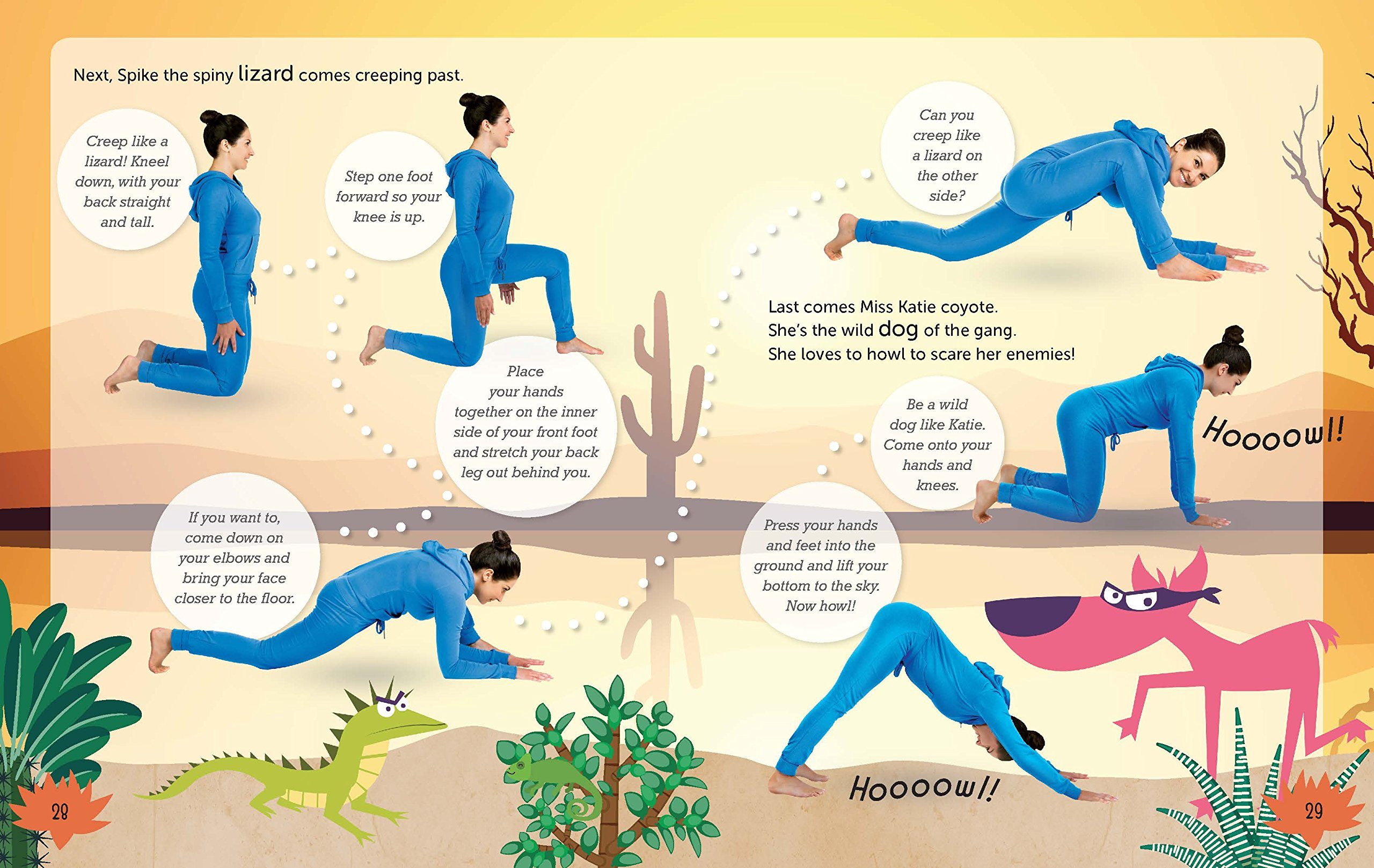 Sheriff Updown Turns the Bad Guys Good: A Cosmic Kids Yoga ...