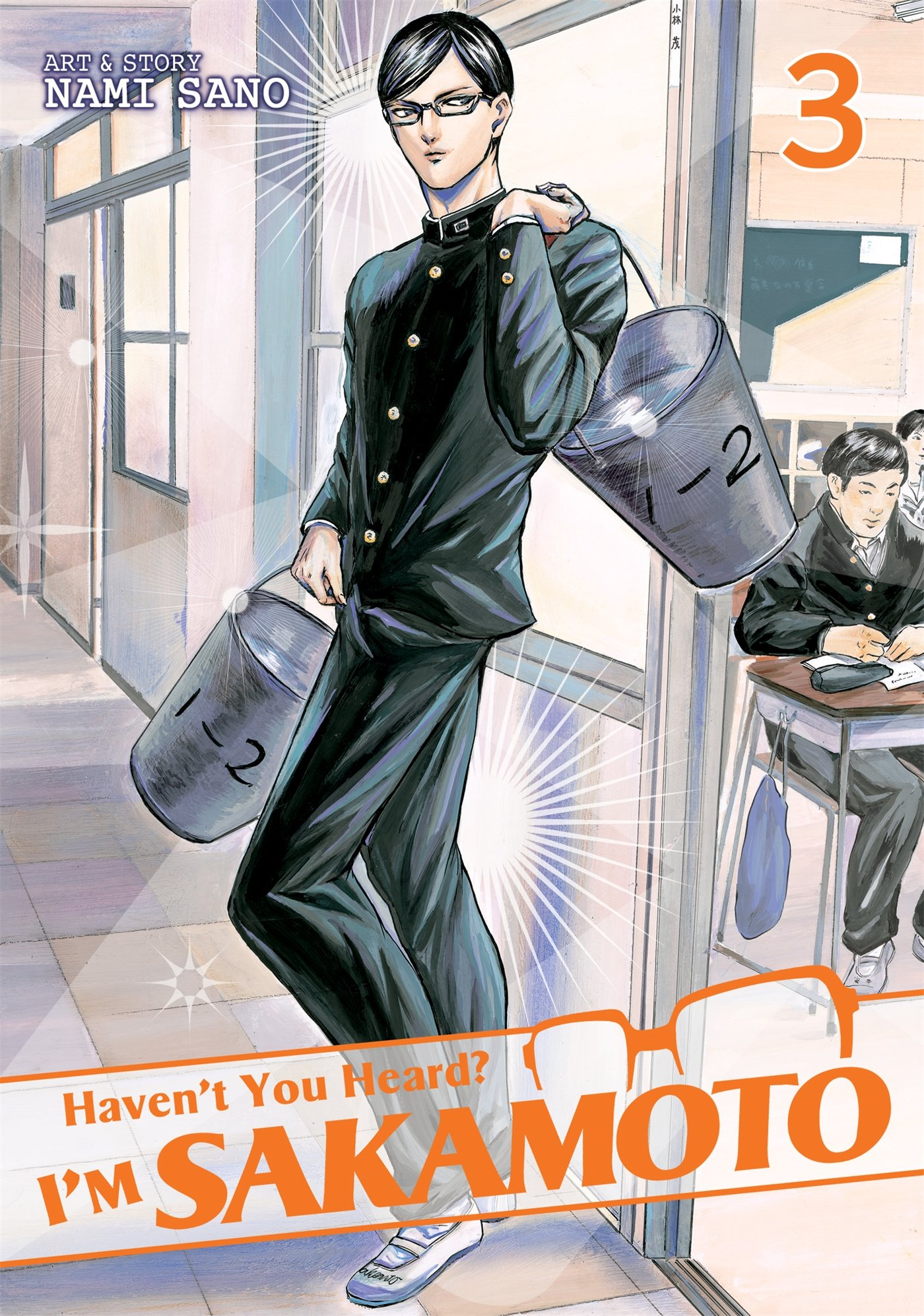 Download Haven't You Heard? I'm Sakamoto Vol. 3 pdf epub