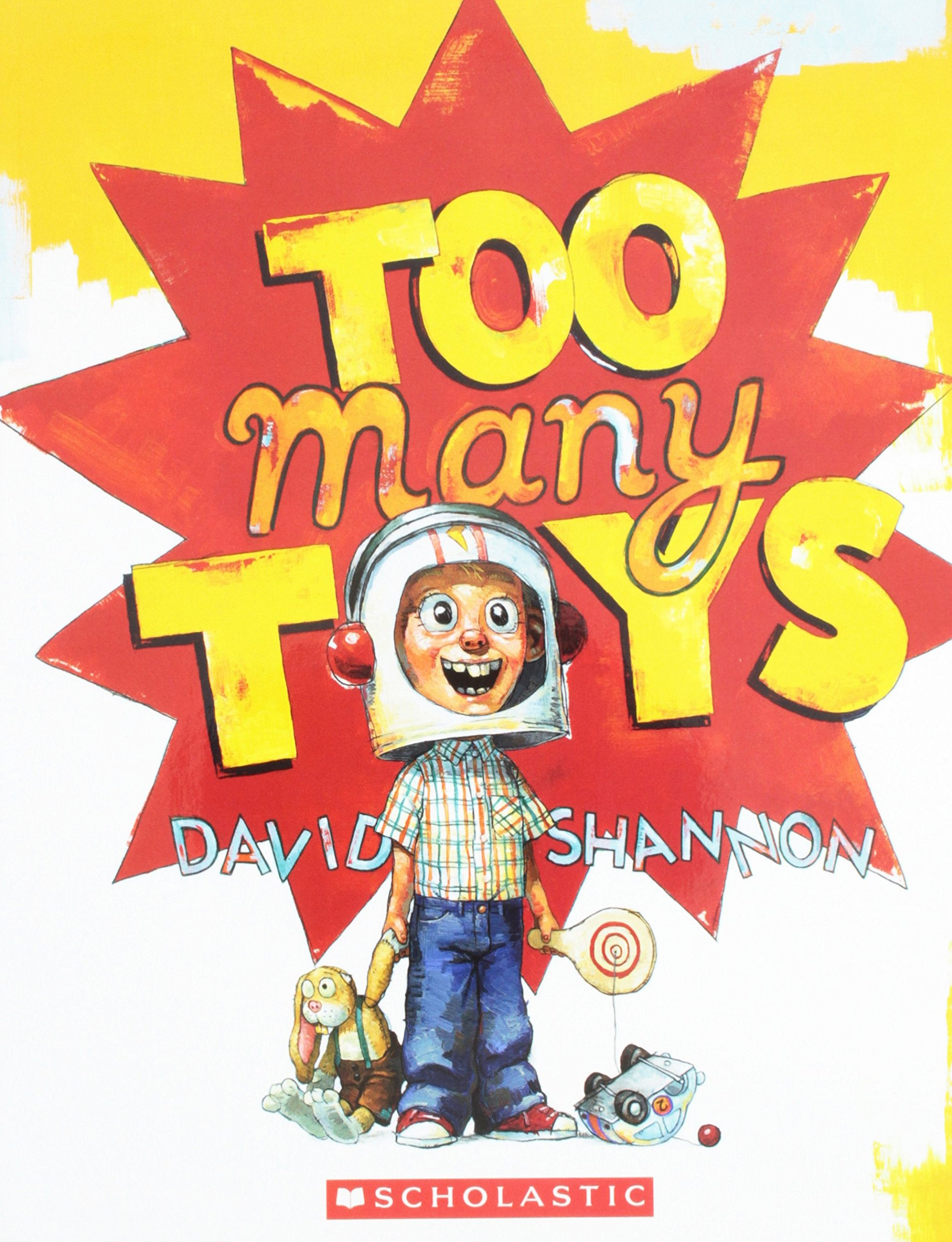 Download Too Many Toys pdf