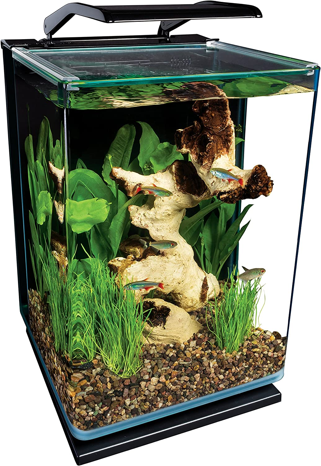 Marineland 5 Gallon Portrait Aquarium Kit