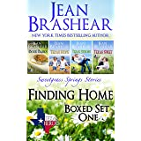 Finding Home Boxed Set One: Sweetgrass Springs Book 7-10 (Texas Heroes Boxed Sets 5)