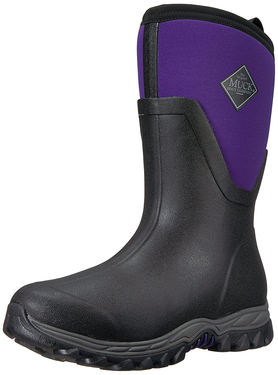 Black Parachute Purple Muck Boot Women's Artic Sport II Mid Winter Boot