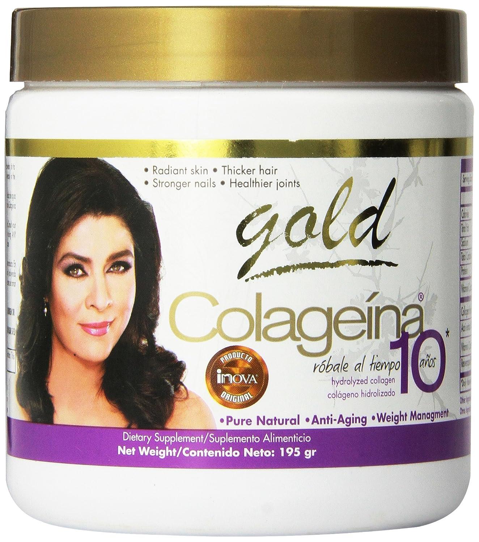 Colageina 10 Collagen 100% Colageno Hidrolizado: Amazon.es: Salud y cuidado personal