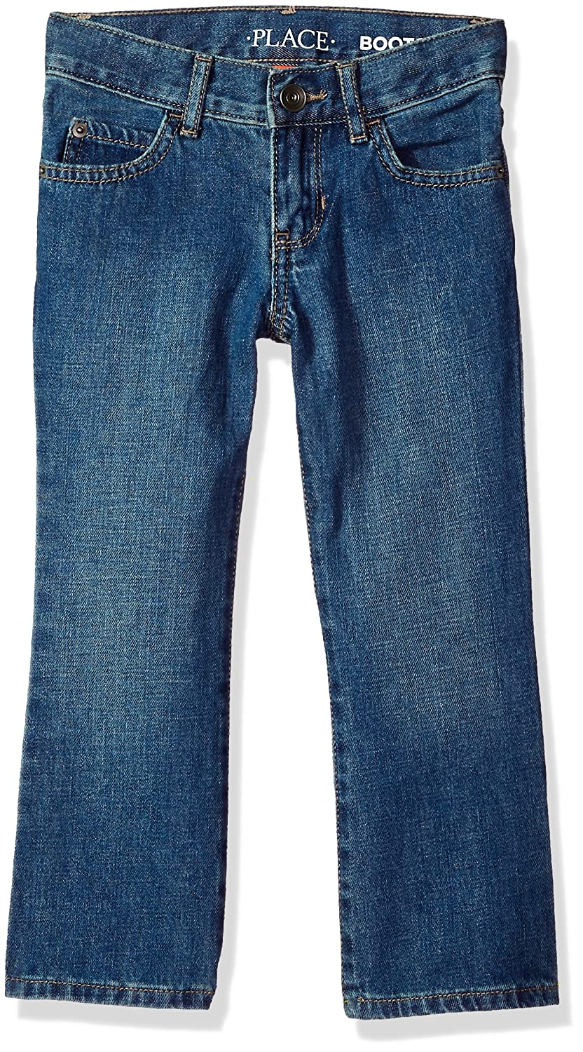 The Children's Place Boys' Big Bootcut-Jeans The Children' s Place 2083281