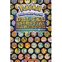 Pokémon Deluxe Essential Handbook: The Need-to-Know Stats and Facts on Over 700 Pokémon