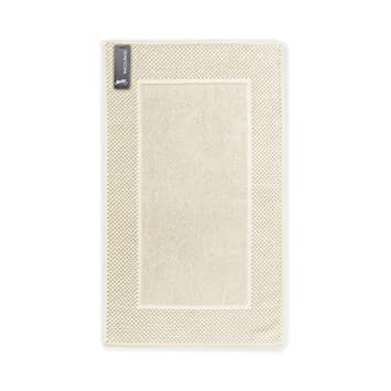 """Chortex – Toallas (lino algodón alfombrilla de baño, almendra, 20 """"x"""