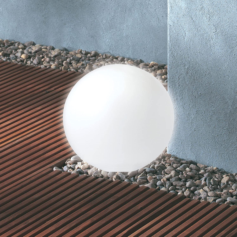Solar Garden Globe Light (LED Changes Color)