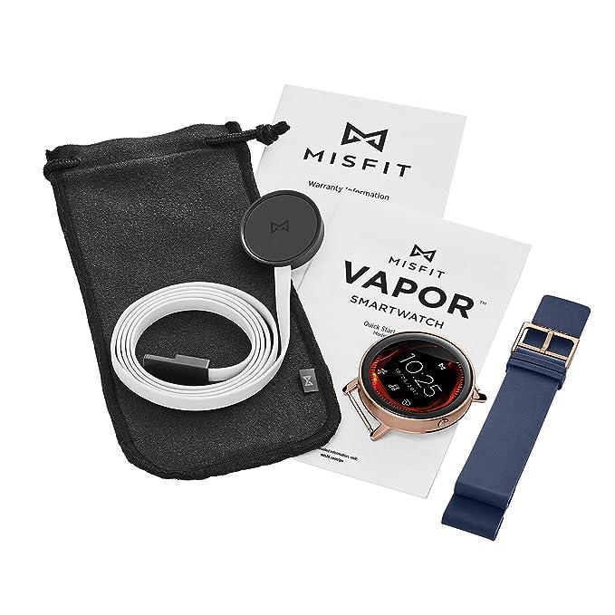 Amazon.com: Misfit Vapor Touchscreen Smartwatch, Blue: Cell Phones & Accessories