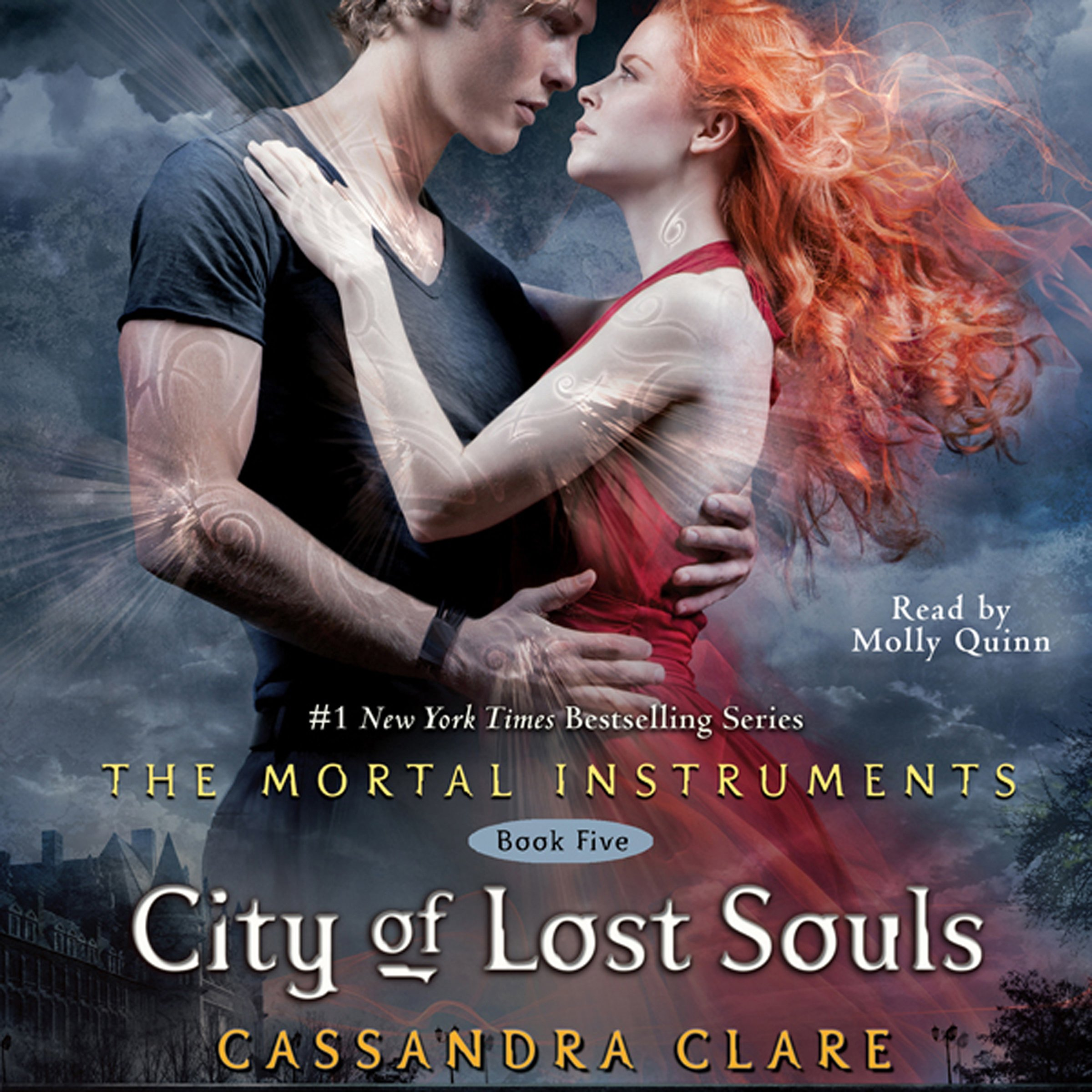 City of Lost Souls: Mortal Instruments, Book 5