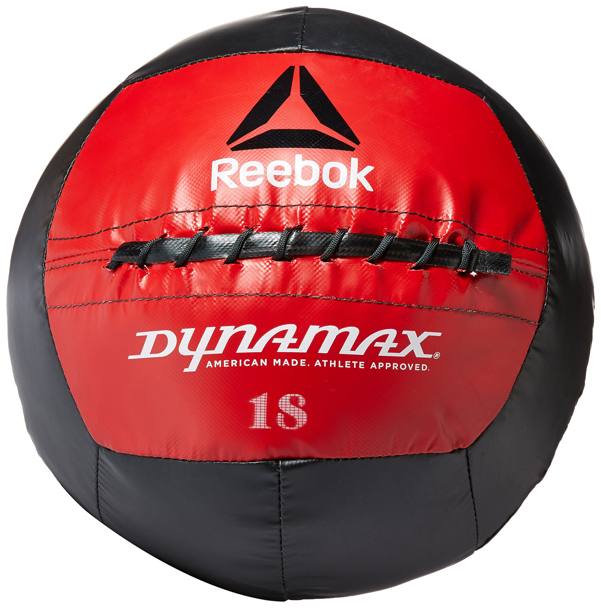 Reebok Soft-Shell Medicine Ball by Dynamax, 18 lbs