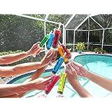 Jello Shot Syringes 32-Pack, Medium (up to 2oz), The Original JeloShots Gelatin Jello Shot Syringes with Easy-Grip Caps, Reusable