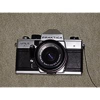 PENTACON Praktica MTL 5–analogica Specchio Reflex Fotocamera, Obiettivo tessar Carl Zeiss Jena DDR 2.8/50# # SLR Camera # # Analog Photographic Technique by lll # #