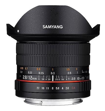 Samyang 12mm fuji