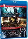 I Frankenstein / Season of the Witch / Wolves BD Triple Feature [Blu-ray] (Bilingual)