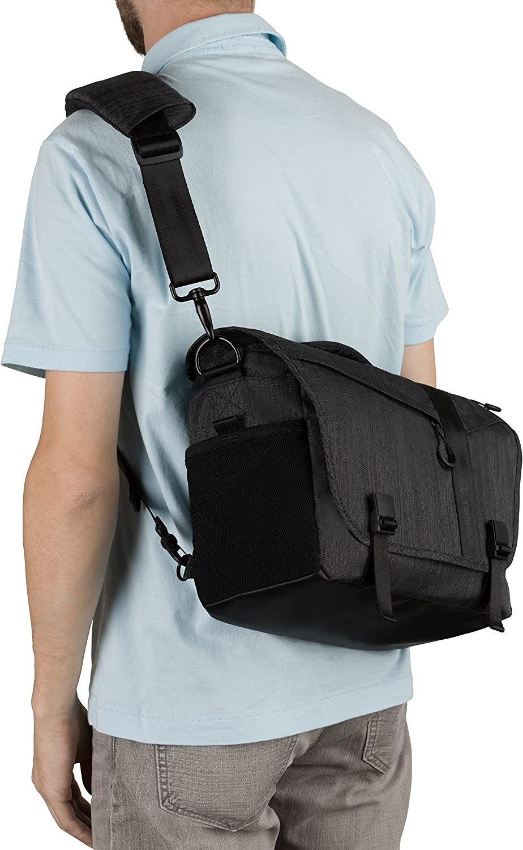 638-374 Dark Copper Tenba Messenger DNA 11 Camera and Laptop Bag