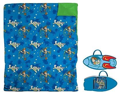 Amazon.com: Disney Toy Story almohada on the go: Toys & Games