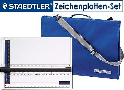 Staedtler LR 661 Zeichenplattentasche mit Griff, für Zeichenplatten DIN A3 + Zeichenbrett