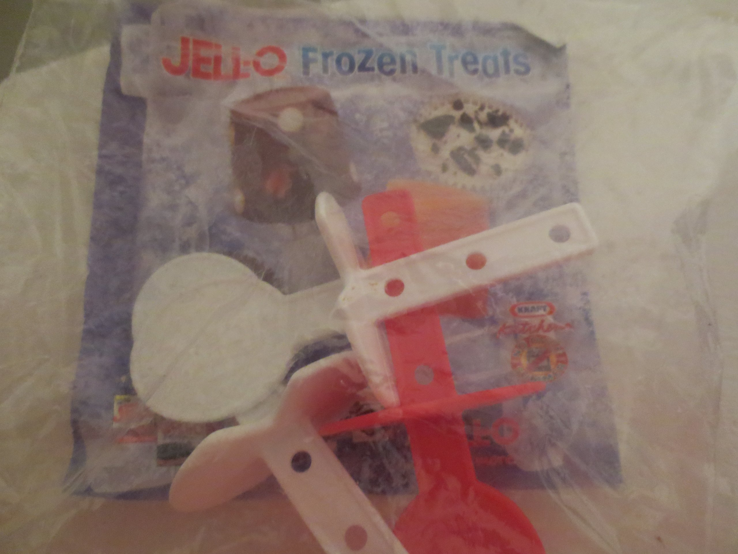 Jell-o Frozen Treats ... Jello Pops Sticks