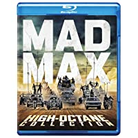 Mad Max High Octane Collection Blu-Ray Deals