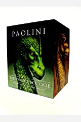 Inheritance Cycle 4-Book Hard Cover Boxed Set (Eragon, Eldest, Brisingr, Inheritance) (The Inheritance Cycle) Hardcover