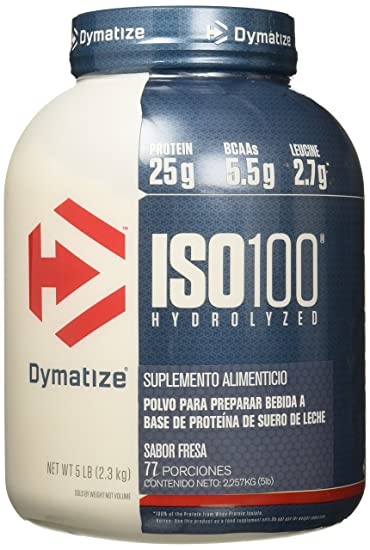 dymatize iso 100 natural review