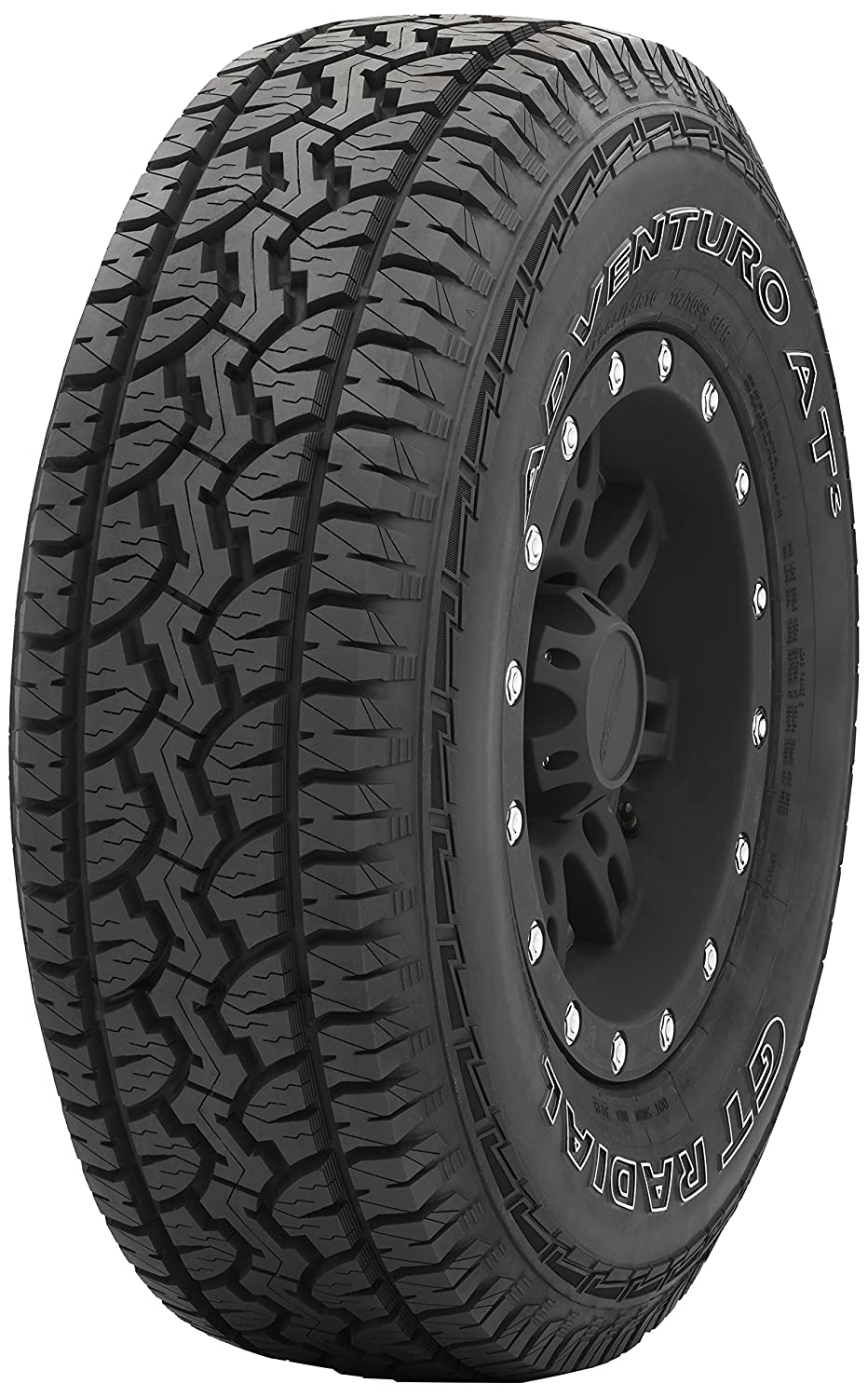 GT Radial ADVENTURO AT3 OWL All-Terrain Radial Tire - P265/70R18 114S 100A2309