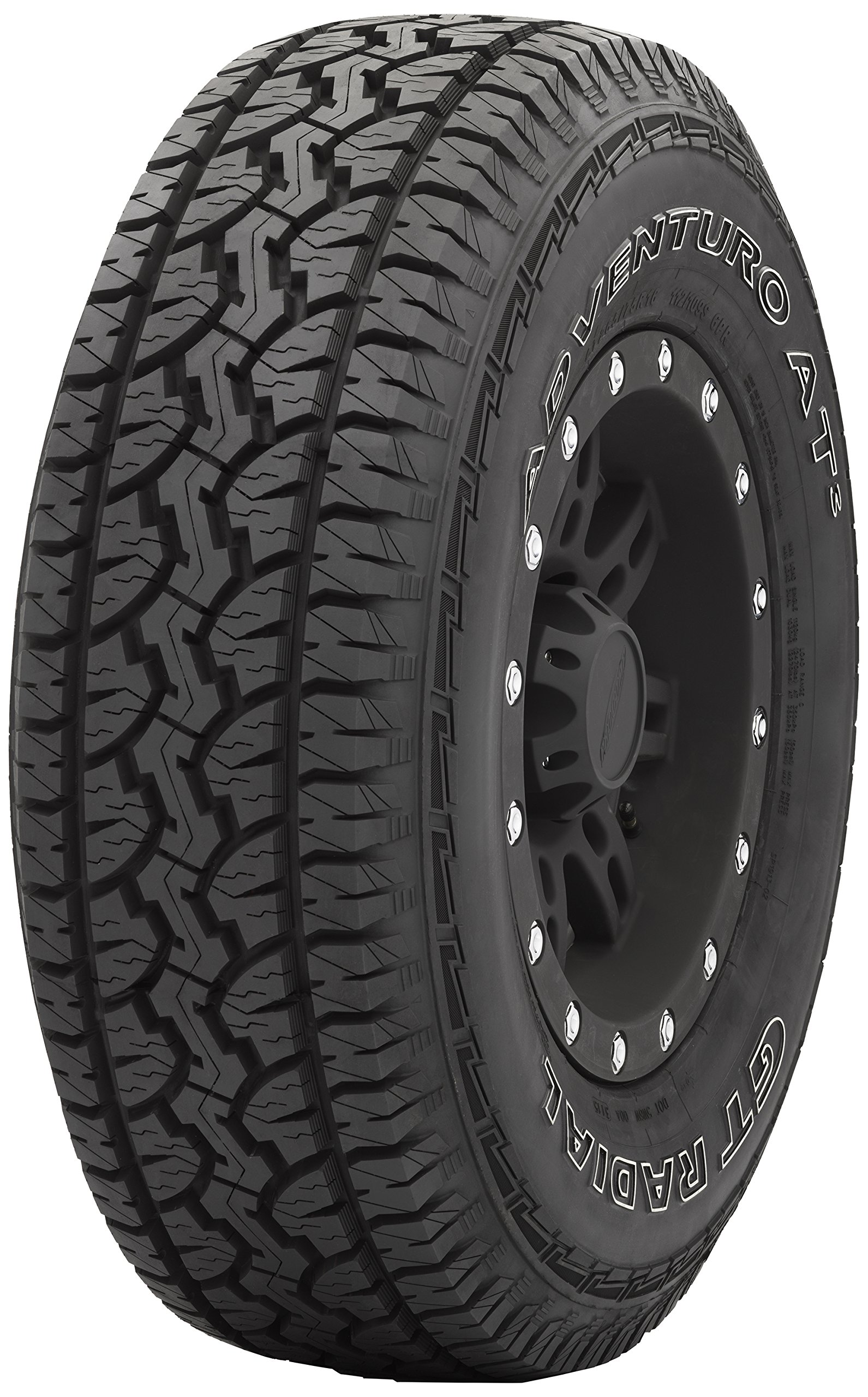 GT Radial ADVENTURO AT3 OWL All-Terrain Radial Tire - P265/70R17 113T
