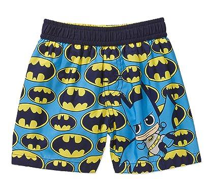66ecf051ab554 Amazon.com: Batman Swim Trunks: Clothing
