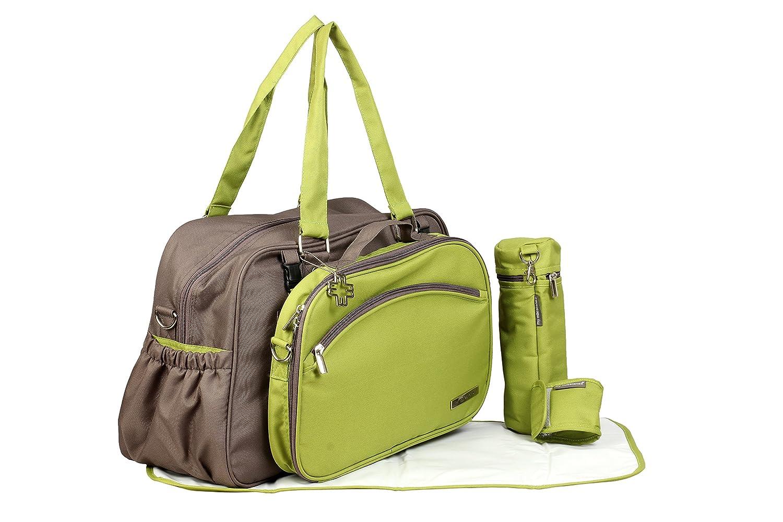 My Milestones Duo Detach 2-in-1 Baby Diaper Bag/Mothers Bag